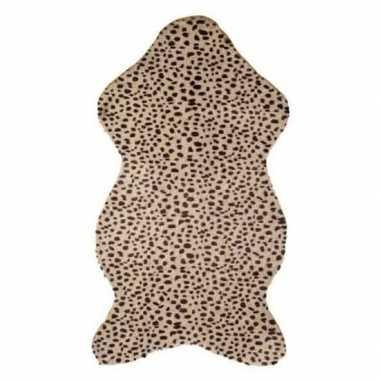 Dierenkleed tijger vel 50 x 90 cm
