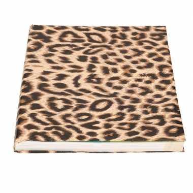 Kaftpapier tijgerprint/tijgerprint 200 cm