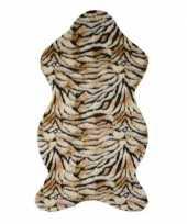Dierenkleed tijger vel 50 x 90 cm 10138021