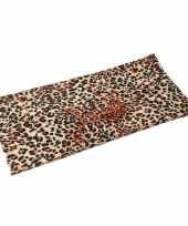 Sjaal tijgerprint